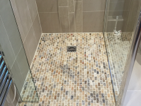 Tiled Wet room Floor